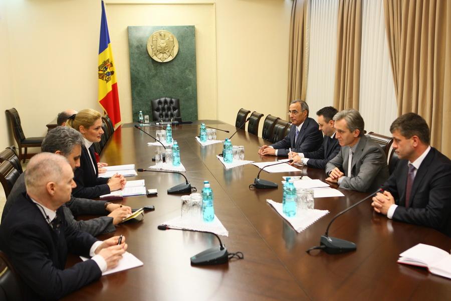 Leancă: Interconectarea între România și Rep. Moldova este prioritară