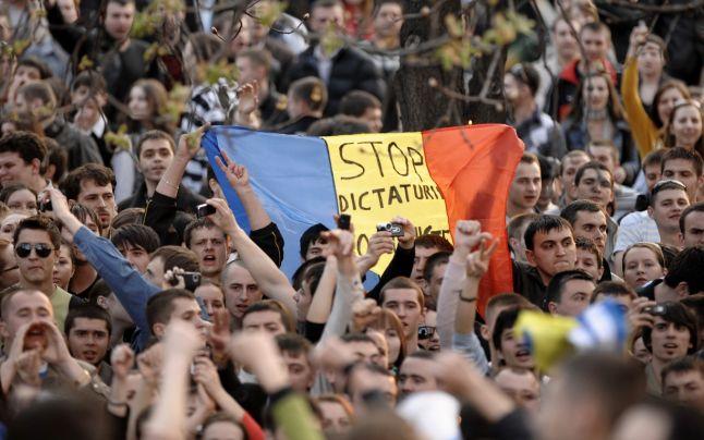 Internauții îi cer socoteală lui Filat pentru rezultatul protestelor din 7 aprilie 2009