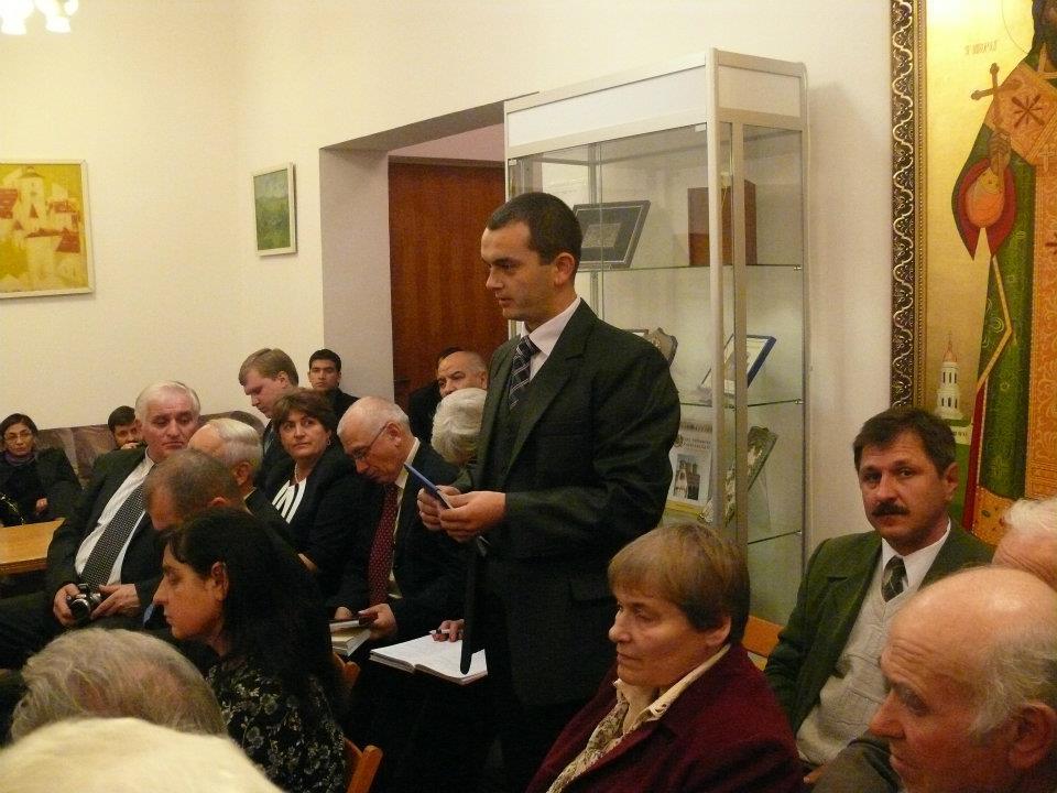 """Anatol Popescu: Directorul general interimar a instaurat CENZURA la Institutul """"Eudoxiu Hurmuzachi"""" pentru românii de pretutindeni din București!!!"""