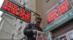 Recviem pentru rublă, apă rece pentru Putin şi o paradigmă a Istoriei