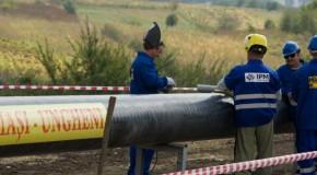 Livrările de gaze din România ar putea întârzia