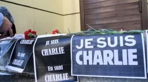 Solidaritate cu Charlie Hebdo şi la Chişinău