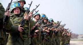Ucraina blochează trupele ruse în regiunea transnistreană