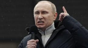 Putin schimbă istoria după bunul plac