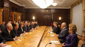 Narîșkin: Discuțiile despre produsele din RM vor fi purtate cu socialiștii