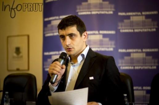 George Simion: Singura soluţie pentru securizarea graniţei estice a României este reîntregirea teritorială prin unirea cu Republica Moldova