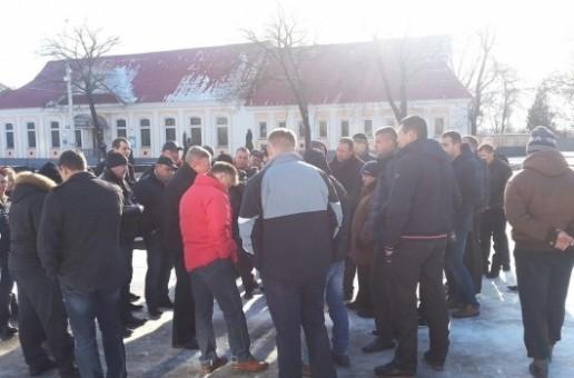 Proteste la Tiraspol împotriva scumpirilor anunţate de Evgheni Şevciuk