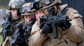 """Forţele NATO din vecinătate Rep. Moldova se vor numi """"Vârful de lance"""""""