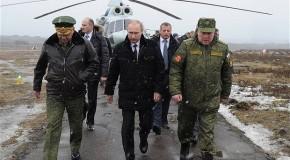 """""""Războiul secret"""" şi Rusia ca """"drujbă"""" geopolitică (I)"""