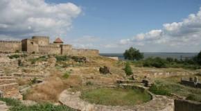 Tricolorul românesc a revenit la Cetatea Albă