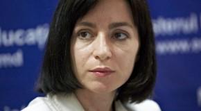 """Maia Sandu: """"Cred că Dodon va auzi niște mesaje dure la Bruxelles"""""""