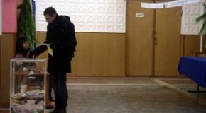 25,8% dintre găgăuzi au votat până la orele prânzului