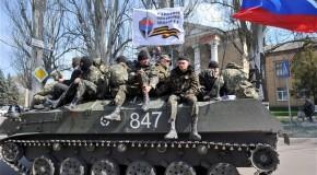 """Novoye Vremya: Voluntari """"sub camuflaj"""" din regiunea transnistreană în rândul separatiştilor din Doneţk"""