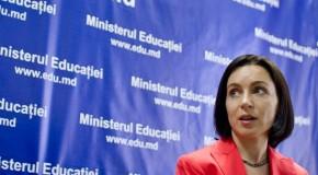 SONDAJ – Maia Sandu, favorită pentru funcţia de premier al Rep. Moldova