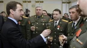 Presa din Ucraina: Putin e bolnav, Medvedev a preluat conducerea Armatei ruse