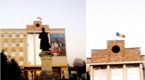 Republica Moldova e deja România la Orhei