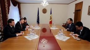 Republica Moldova și Japonia dezvoltă relațiile parlamentare, turistice și economice