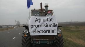 Agricultorii protestează pentru subvenții, BM oferă 12 mil. $ pentru agricultură