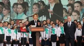 Bașcanul Irina Vlah vrea să pârască Guvernul Rep. Moldova Consiliului Europei
