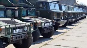 Tehnica pacificatorilor, verificată de Armata Națională