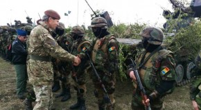 Generalul NATO Adrian Bradshaw vizitează Republica Moldova