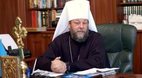 Mitropolitul Vladimir le-a dat binecuvântarea lui Ştanski şi Şevciuk