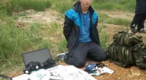 FOTO Lider separatist din estul Ucrainei, arestat la Chișinău