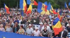 Priviţi în direct Marşul Unionist de la Chişinău