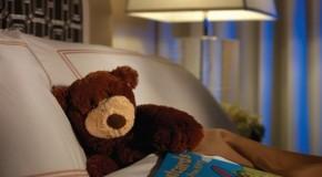 Acelaşi Parteneriat Estic la Riga, o poveste pentru adormit copiii