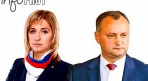 Campanie pentru Vlah și Dodon pe site-ul Serviciului federal sanitar rus