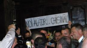 Mesaj inedit de susţinere al Diasporei unioniste pentru marşul de la Chişinău