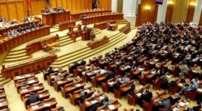 Republica Moldova, reprezentată în Parlamentul României
