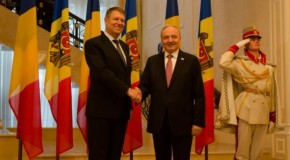 Mesajul preşedintelui Klaus Iohannis către preşedintele Nicolae Timofti