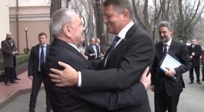 """Reacţia întârziată a lui Klaus Iohannis: """"Sunt alături de preşedintele Timofti"""""""