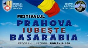 Prahova iubește Basarabia în acest weekend și totdeauna