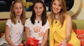 Fetele viceministrului Ceban şi ale interpretei Aura vor Unirea