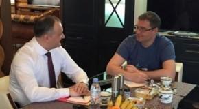 Fost premier de la Chișinău: Usatîi – un gangster mărunt și Dodon – un mic burghez
