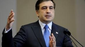 """Saakașvili, despre posibilele livrări de curent din Ucraina în Rep. Moldova: """"Memoria Guvernului nostru seamănă cu cea a peștilor de acvariu"""""""