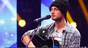 """Andrei """"Cușmă"""" Ioniță trece mai departe la X Factor cu """"Lume, lume"""" a Mariei Tănase"""