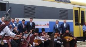 The New York Times: O nouă cursă feroviară înlătură bariera simbolică dintre Rep. Moldova și România