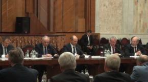 Unirea cu România, soluție propusă la Forumul Public convocat de Timofti, Streleț și Candu