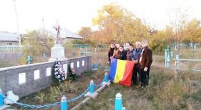 (FOTO) Omagiu adus ostașilor români la Mingir