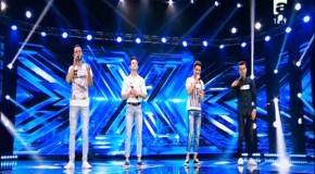 (VIDEO) Trupa din Republica Moldova care a ridicat sala în picioare la X Factor