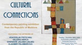De Ziua Națională a României, 6 pictori din Rep. Moldova își expun lucrările la Bruxelles