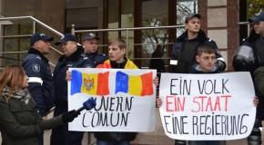Preşedintele Germaniei, interesat de unirea Rep. Moldova cu România