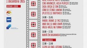 Proiecţii de film #dinBasarabia la București