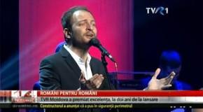 """Gala """"Români pentru Români"""", un pod cultural peste Prut"""