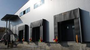 Casa de Ambalare de la Costeşti, funcţională cu sprijinul României şi al SUA