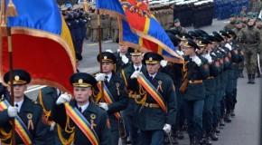 Ziua Națională a României: Militari ai Rep. Moldova participă la parada militară de la București