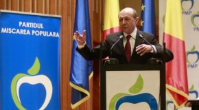 Traian Băsescu: Unirea, obiectiv de țară pentru România